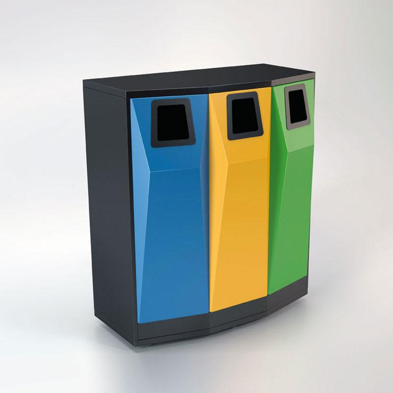 Contenitori per differenziata rbs s r l for Ikea bidoni differenziata
